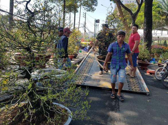 Sợ ngậm hàng, nhiều nhà vườn bắt đầu giảm giá hoa - Ảnh 14.