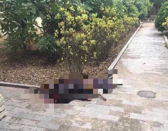 Gã nghiện truy sát vợ chồng hàng xóm khiến 2 người thương vong - Ảnh 1.