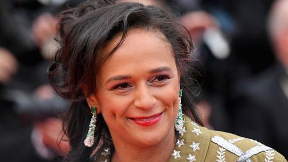 Nữ tỉ phú giàu nhất châu Phi kiếm chác từ Angola như thế nào? - Ảnh 1.