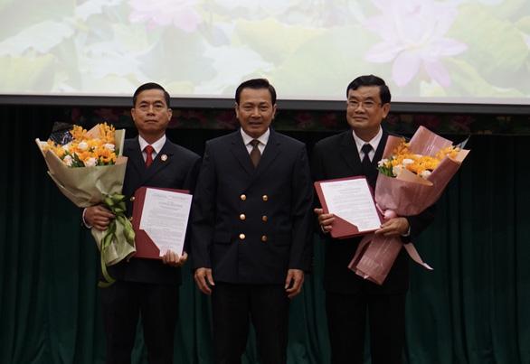 Ông Lê Thành Văn làm chánh tòa hình sự TAND cấp cao tại TP.HCM - Ảnh 1.