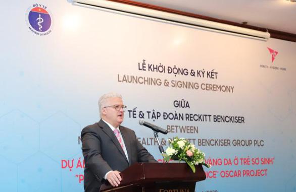 Tổng giám đốc RB Việt Nam: Chúng tôi muốn thấy trẻ em Việt Nam có khởi đầu tốt nhất - Ảnh 1.