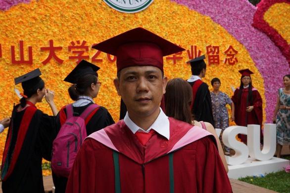 Giảng viên học ở Trung Quốc khẳng định chưa được công nhận học vị tiến sĩ - Ảnh 1.