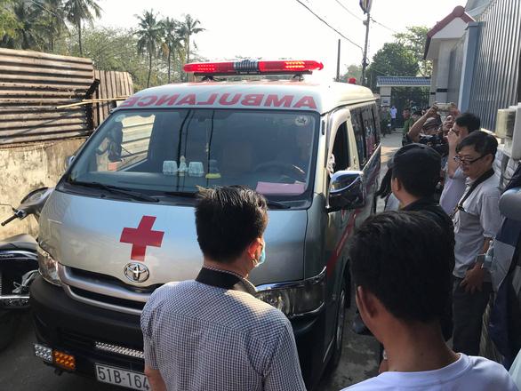 Cháy nhà ở quận 9 ngày 27 tết, 5 mẹ con chết đau lòng - Ảnh 1.