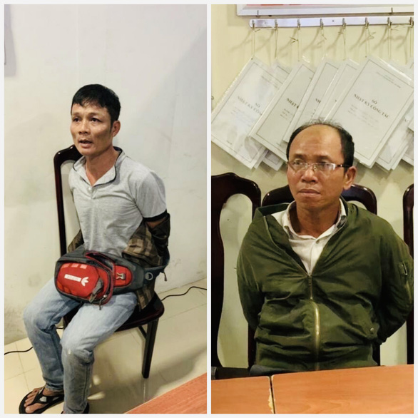 Hai đối tượng giả dạng đón kiều bào ở sân bay Tân Sơn Nhất để móc túi - Ảnh 2.