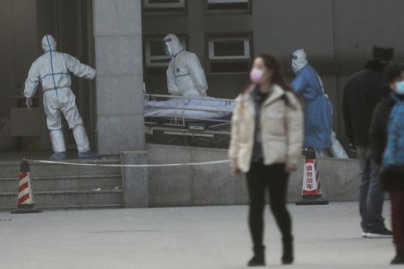 Chuyên gia Trung Quốc: Virus gây bệnh viêm phổi lạ lây từ người sang người - Ảnh 1.