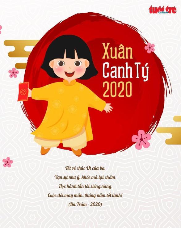 Chúc mừng Canh Tý 2020, chúc năm mới an lành, yên vui! - Ảnh 6.