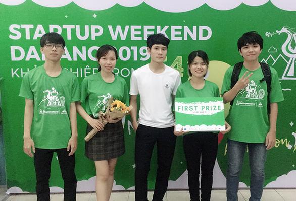 Sinh viên Duy Tân giành nhiều giải tại các cuộc thi khởi nghiệp - Ảnh 1.