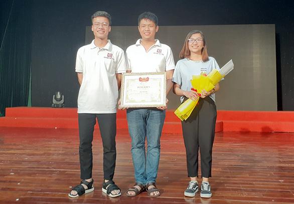Sinh viên Duy Tân giành nhiều giải tại các cuộc thi khởi nghiệp - Ảnh 2.