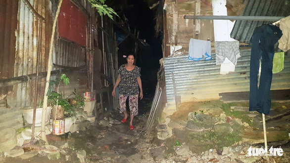 Tết cuối cùng trên khu ổ chuột Thượng thành - Ảnh 4.