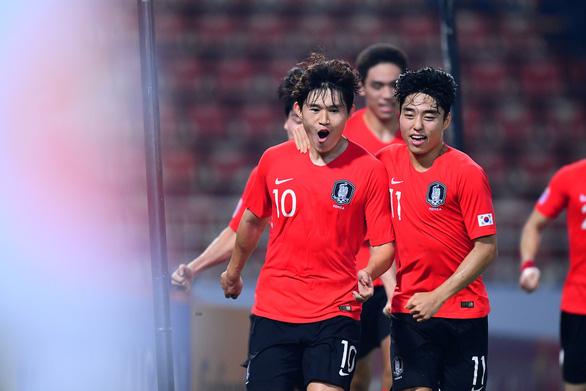 Thắng thuyết phục, U23 Hàn Quốc đoạt vé vào chung kết Giải U23 châu Á - Ảnh 3.
