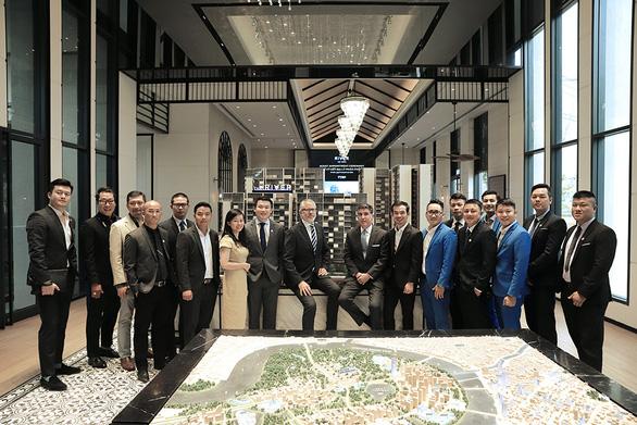 Thủ Thiêm River Park bổ nhiệm đại lý phân phối dự án The River - Thu Thiem - Ảnh 1.