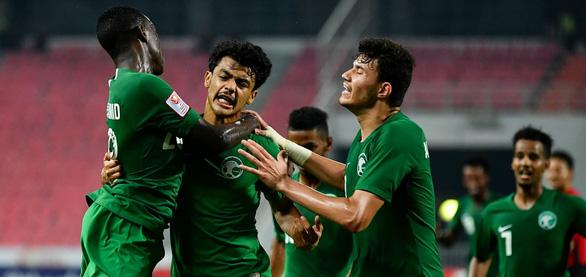 Ghi bàn cuối trận, Saudi Arabia biến Uzbekistan thành 'cựu vương' U23 châu Á - Ảnh 1.