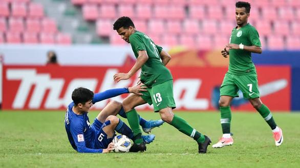 Ghi bàn cuối trận, Saudi Arabia biến Uzbekistan thành 'cựu vương' U23 châu Á - Ảnh 2.