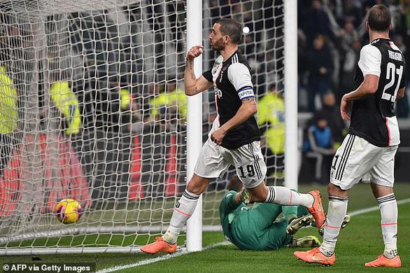 Ronaldo đột phá ghi bàn, Juventus hạ Roma để vào bán kết Cúp quốc gia Ý - Ảnh 2.