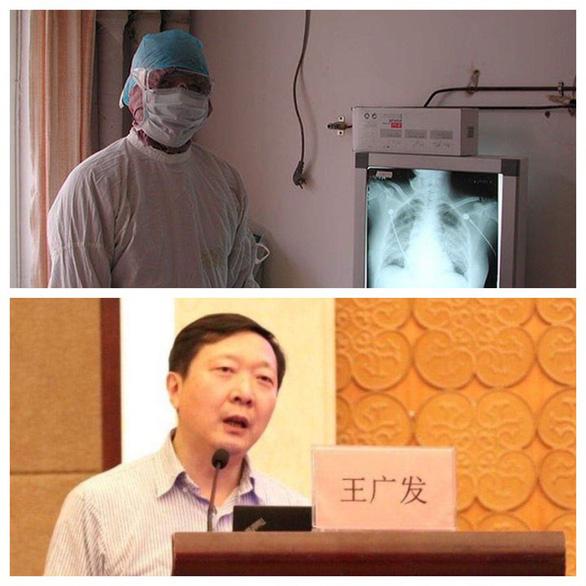 Bác sĩ nổi tiếng tuyên bố virút lạ ở Vũ Hán kiểm soát được đã nhiễm corona - Ảnh 1.
