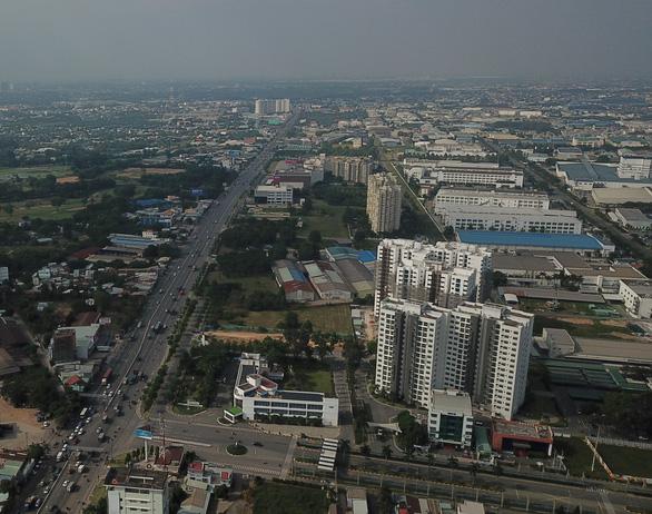 Từ 1-2, Bình Dương thêm 2 thành phố sát TP.HCM: Dĩ An, Thuận An - Ảnh 1.