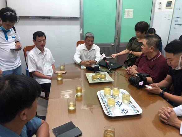 2 ca nhiễm virút corona đầu tiên ở Việt Nam tại Bệnh viện Chợ Rẫy là người Trung Quốc - Ảnh 2.