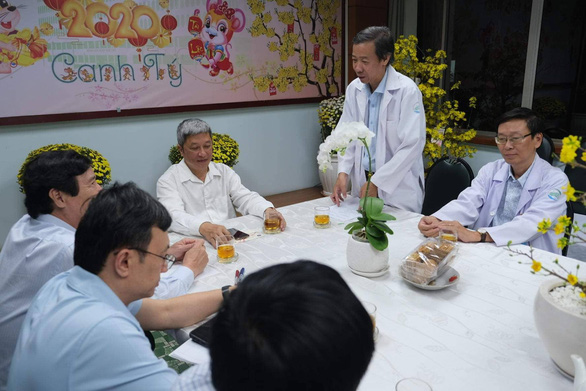 2 ca nhiễm virút corona đầu tiên ở Việt Nam tại Bệnh viện Chợ Rẫy là người Trung Quốc - Ảnh 3.