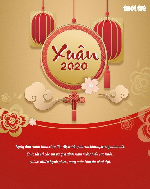 Chúc mừng Canh Tý 2020, chúc năm mới an lành, yên vui! - Ảnh 2.