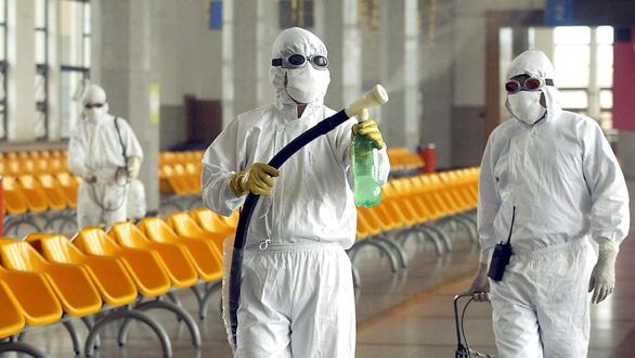 Trung Quốc từng trả giá vì che giấu đại dịch SARS - Ảnh 1.