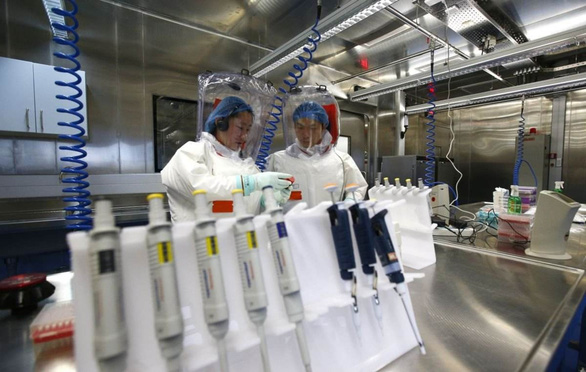 Ở Vũ Hán có phòng thí nghiệm chuyên nghiên cứu virus độc hại - Ảnh 1.