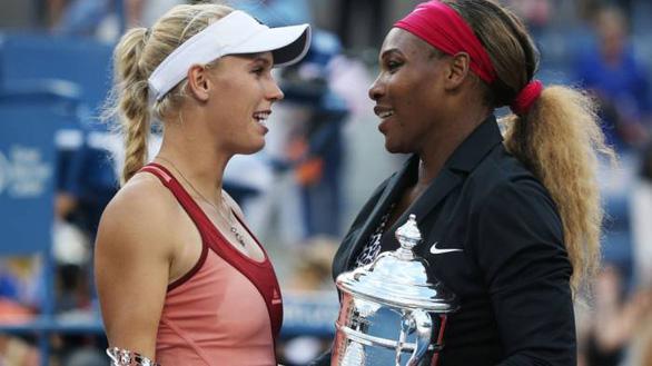 Hoa khôi quần vợt Wozniacki giải nghệ trong nước mắt - Ảnh 3.