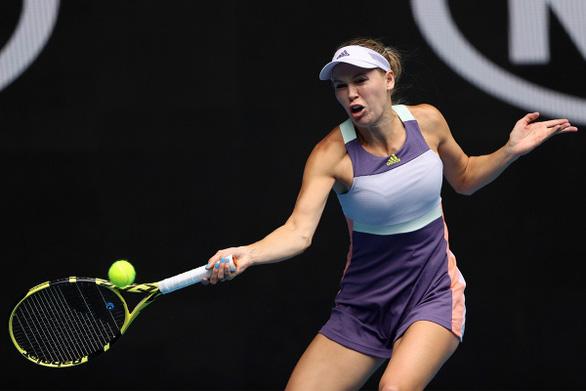 Hoa khôi quần vợt Wozniacki giải nghệ trong nước mắt - Ảnh 2.
