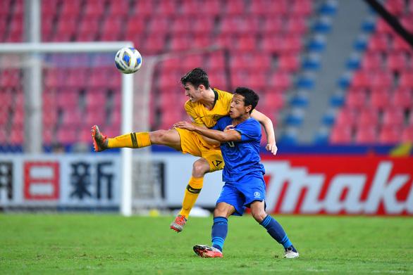 Đánh bại Uzbekistan, Úc giành vé cuối cùng của châu Á dự Olympic 2020 - Ảnh 3.