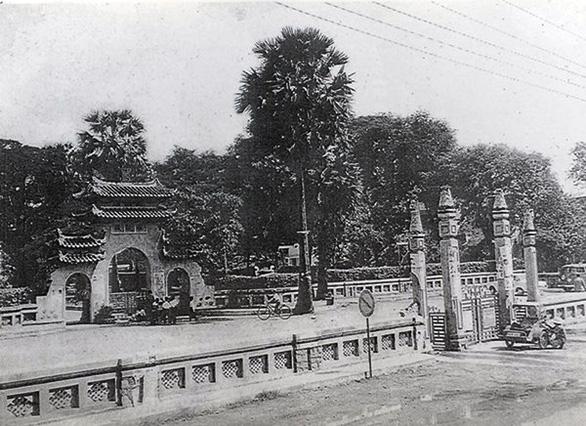 Bà Chiểu - thủ phủ đất Gia Định xưa - Ảnh 1.