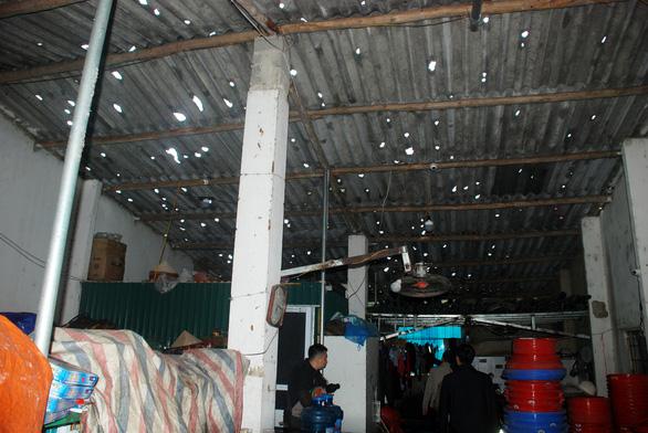 Hàng ngàn căn nhà bị ảnh hưởng nặng nề sau mưa đá - Ảnh 2.