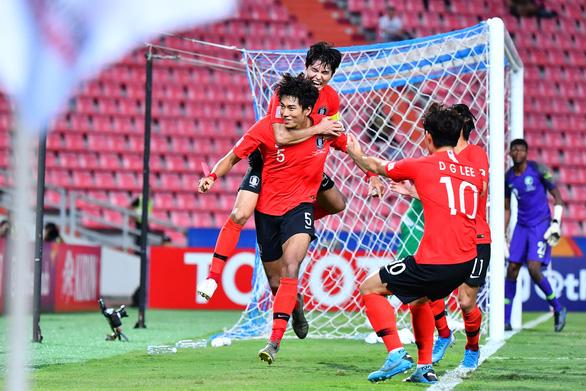 Hàn Quốc vô địch Giải U23 châu Á 2020 - Ảnh 1.
