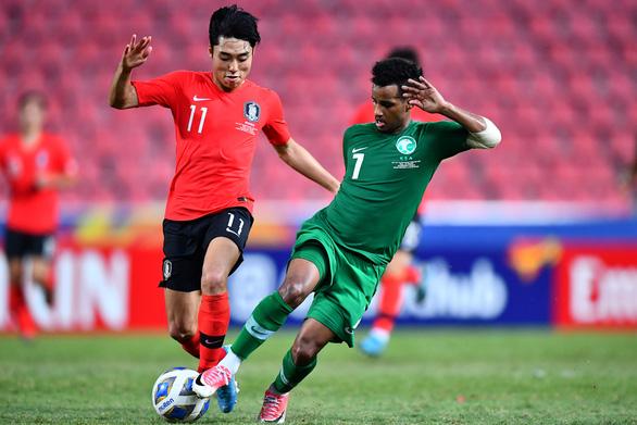 Hàn Quốc vô địch Giải U23 châu Á 2020 - Ảnh 2.