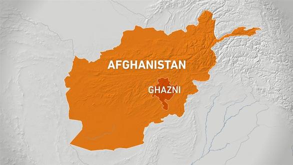Máy bay rơi ở Afghanistan - Ảnh 1.