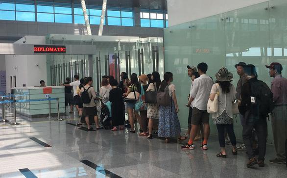 Bệnh nhân bỏ viện khi đang điều trị ở Đà Nẵng đã về Trung Quốc - Ảnh 1.