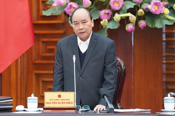 Thủ tướng Nguyễn Xuân Phúc chia buồn với Trung Quốc về viêm phổi Vũ Hán - Ảnh 1.