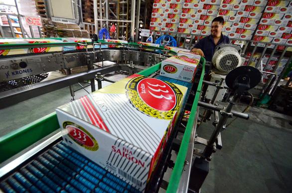 Bia Sài Gòn sẽ thoái hết 36% vốn nhà nước - Ảnh 1.