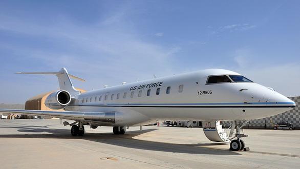 Mỹ bác tin máy bay không quân bị Taliban bắn rơi - Ảnh 1.