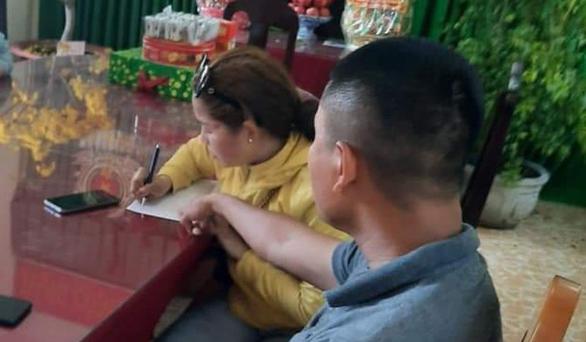Làm việc với người tung tin 6 người nghi nhiễm virus corona ở Bình Thuận - Ảnh 1.