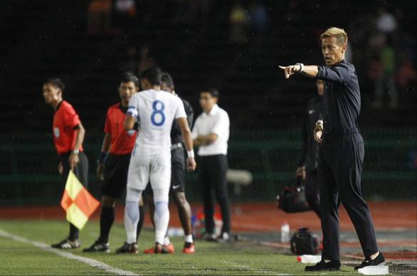 Rộ tin HLV tuyển Campuchia Keisuke Honda sang Brazil… thi đấu - Ảnh 1.