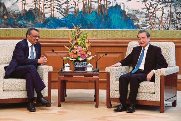 WHO tuyên bố không cần thiết sơ tán vì virus Vũ Hán ở Trung Quốc - Ảnh 1.