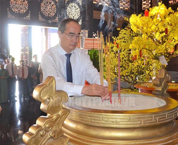 TP.HCM họp mặt truyền thống cách mạng Sài Gòn - Chợ Lớn - Gia Định - Ảnh 3.
