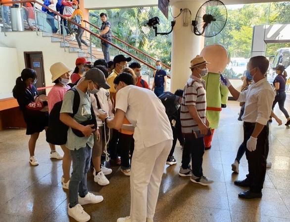 Количество китайских туристов резко сократилось в Vinpearl