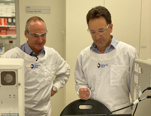 Úc tái tạo thành công virus corona mới trong phòng thí nghiệm - Ảnh 1.