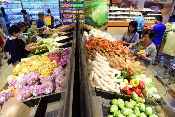 Thay đổi thói quen trữ thực phẩm nhờ hệ thống Co.opmart hoạt động sớm - Ảnh 1.