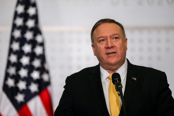 Ủy ban Đối ngoại Hạ viện Mỹ: Ông Pompeo đồng ý làm chứng về chính sách Iran và Iraq - Ảnh 1.