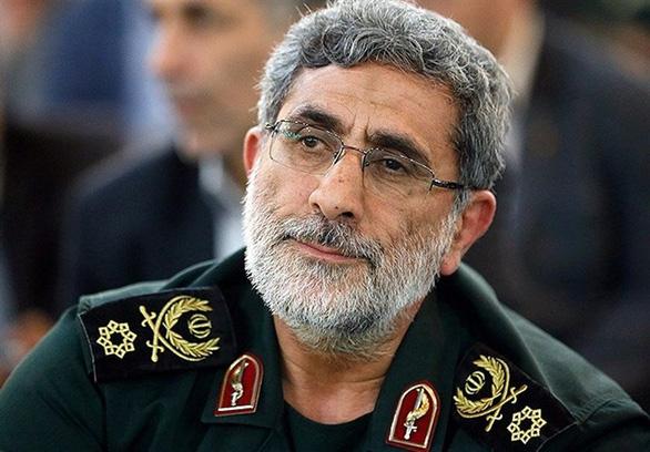 Tướng Iran từng đòi chôn sống ông Trump lên thay tư lệnh bị ám sát - Ảnh 1.