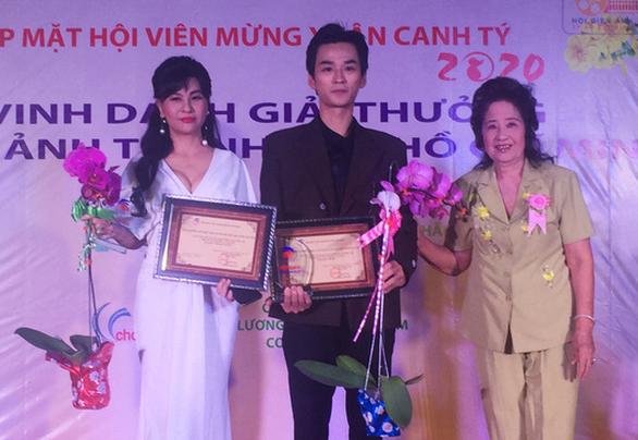 Trần Nghĩa - Ngạn của Mắt biếc - đoạt giải thưởng điện ảnh - Ảnh 1.
