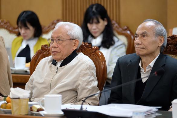 Đối thoại gay gắt giữa hội đồng thẩm định sách và giáo sư Hồ Ngọc Đại - Ảnh 10.