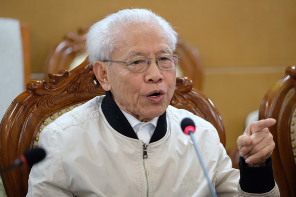 Đối thoại gay gắt giữa hội đồng thẩm định sách và giáo sư Hồ Ngọc Đại - Ảnh 11.