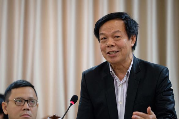 Đối thoại gay gắt giữa hội đồng thẩm định sách và giáo sư Hồ Ngọc Đại - Ảnh 16.